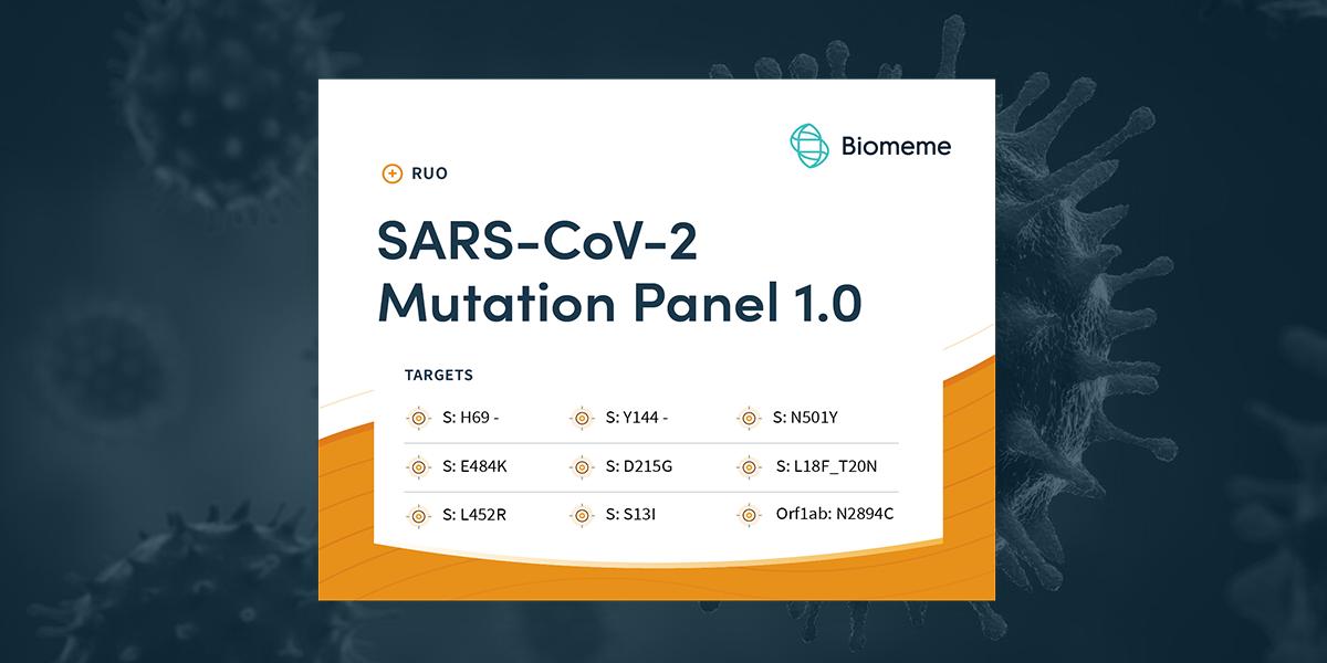 SARS-CoV-2 Mutation Panel 1.0